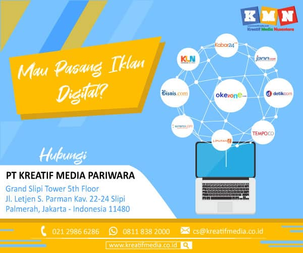 Jasa Pasang Iklan Media Online
