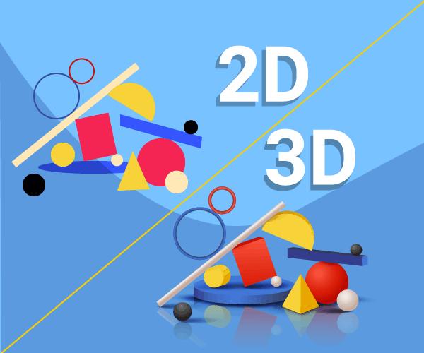 animasi 2d dan 3d