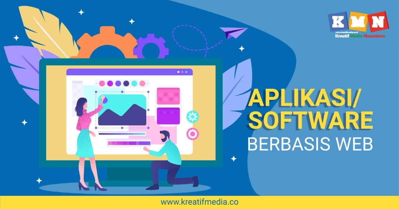 jasa aplikasi berbasis web